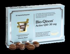 BIO-QINON Q10 30MG 30 KAPS