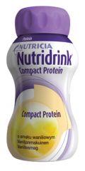 NUTRIDRINK COMPACT PROTEIN VANILJA X4X125 ML