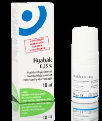 Hyabak 10 ml
