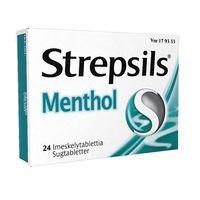 STREPSILS MENTHOL 1,2/0,6/8 mg imeskelytabl 24 fol